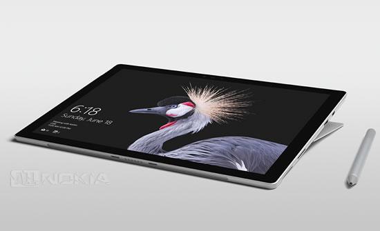 Microsoft выпустила обновление для Surface Pro (2017)