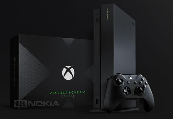 Microsoft озвучила список совместимых с Xbox One X игр