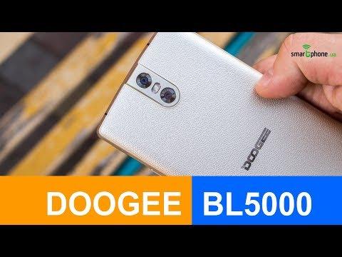Видеообзор смартфона Doogee BL7000 от портала Smartphone.ua!