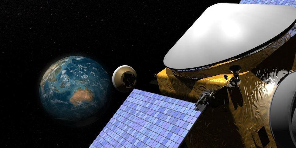 Межпланетная станция OSIRIS-REx использует Землю как пращу на пути к потенциально опасному астероиду