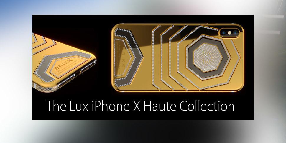 Британцы предложили iPhone X за $70 тысяч