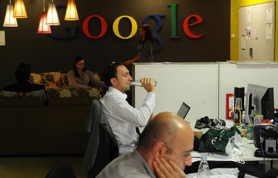 В России начали борьбу с кэш-серверами Google