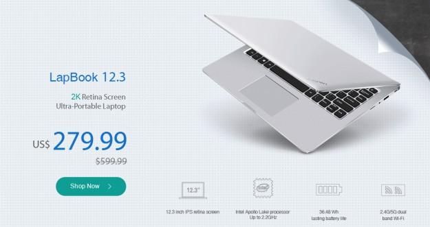 CHUWI запустил распродажу планшетов в магазине Banggood
