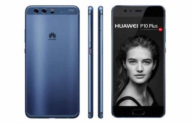 Товар дня: HUAWEI P10 Plus  с 6 ГБ ОЗУ - скидки на модели с 64 и 128 ГБ памяти