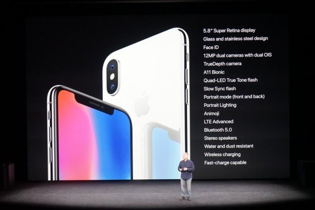 Главный смартфон года – Apple iPhone X представлен официально