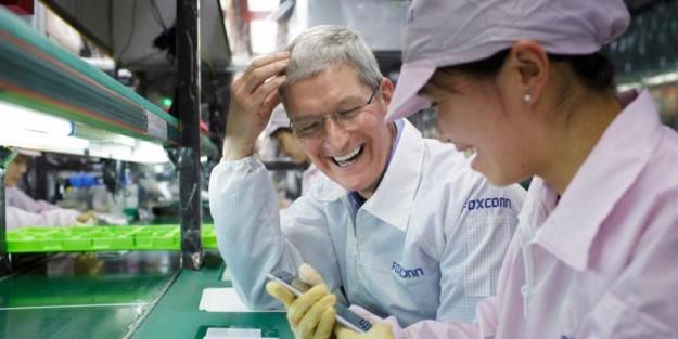 Apple собирается производить устройства на их родине