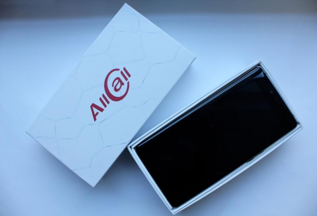 Ожидается, что AllCall Rio S уже на днях появится в продаже