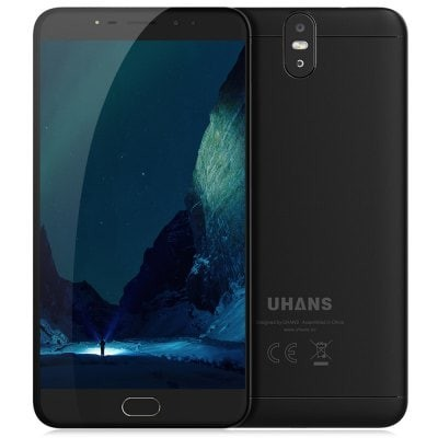Товар дня: UHANS MAX 2 с дисплеем на 6,44 дюйма за 9.99 + 6 купонов с хорошей скидкой