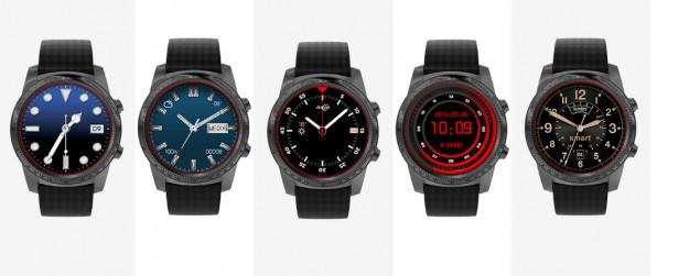 AllCall официально представила свои умные часы W1 Smartwatch