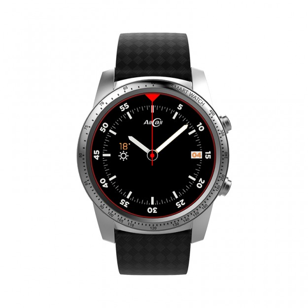 AllCall W1 в привлекательном дизайне собраны все ваши ожидания от смарт-часов!