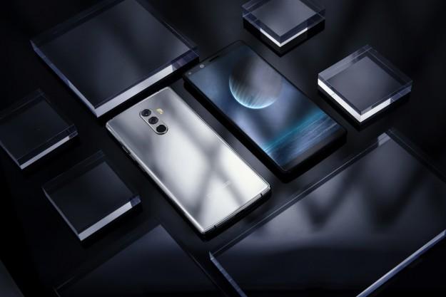 Претендент на место Samsung Note 8 — DOOGEE MIX 2 с 4-мя камерами и распознаванием лиц