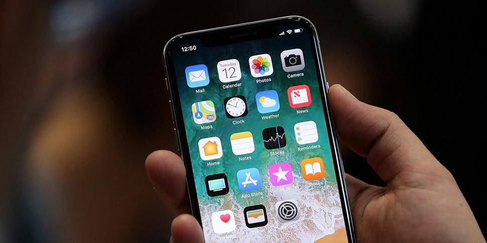 iPhone X сможет запомнить только одно лицо