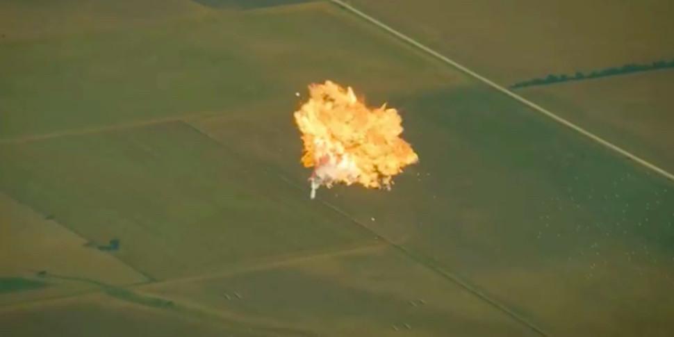 Илон Маск показал историю неудач Falcon 9