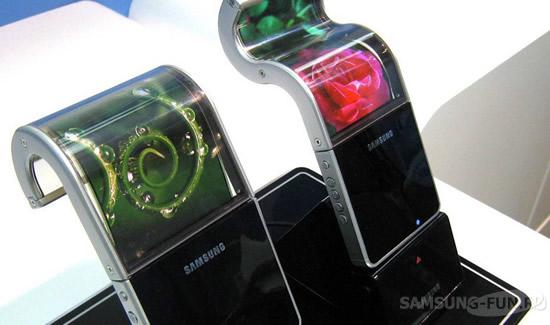 В следующем году Samsung может  выпустить, наконец, сгибающийся смартфон