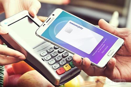 В Южной Корее  Samsung Pay  является самым популярным мобильным платежным инструментом