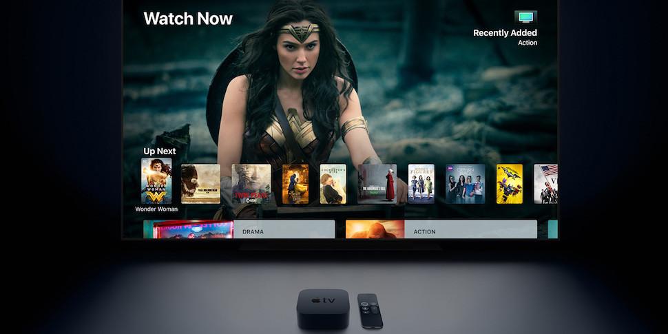 Apple анонсировала Apple TV с поддержкой разрешения 4K