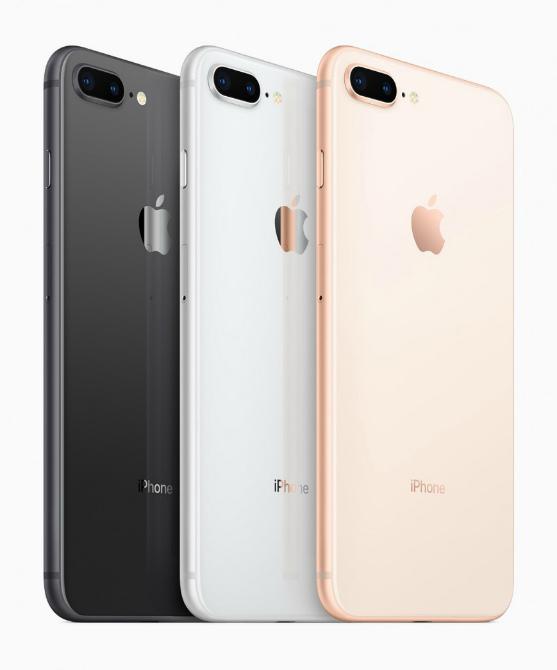 Старт предзаказов на iPhone 8 и iPhone 8 Plus