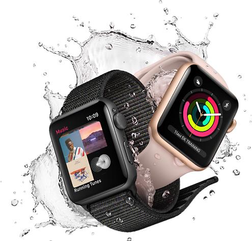Стартовал предзаказ на Apple Watch Series 3