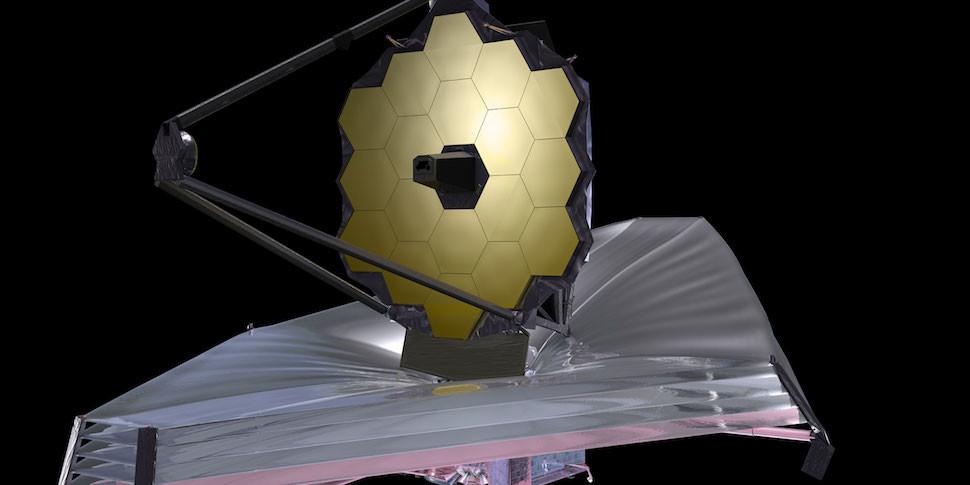 NASA отложило запуск самого мощного в мире космического телескопа