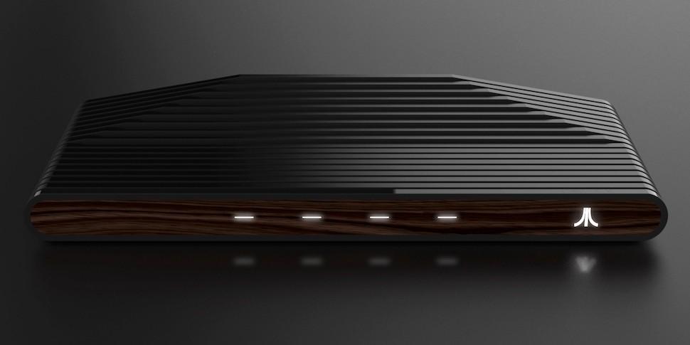 Atari выпустит игровую консоль на Linux за $250