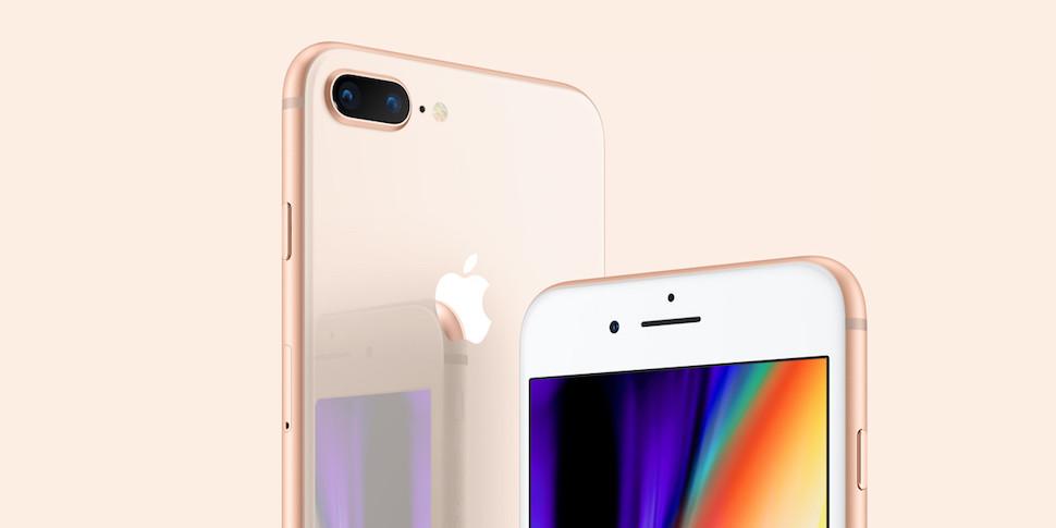 Некоторые владельцы iPhone 8 жалуются на треск в динамике при разговорах
