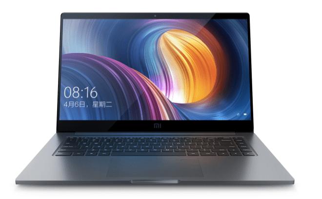 Ноутбук Xiaomi Mi Notebook Pro представлен официально