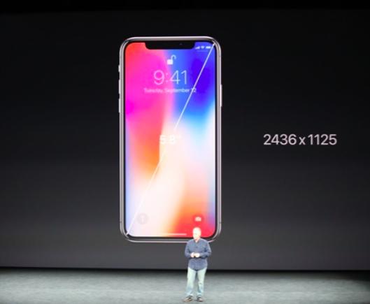 iPhone X представлен официально: Face ID и крутой экран