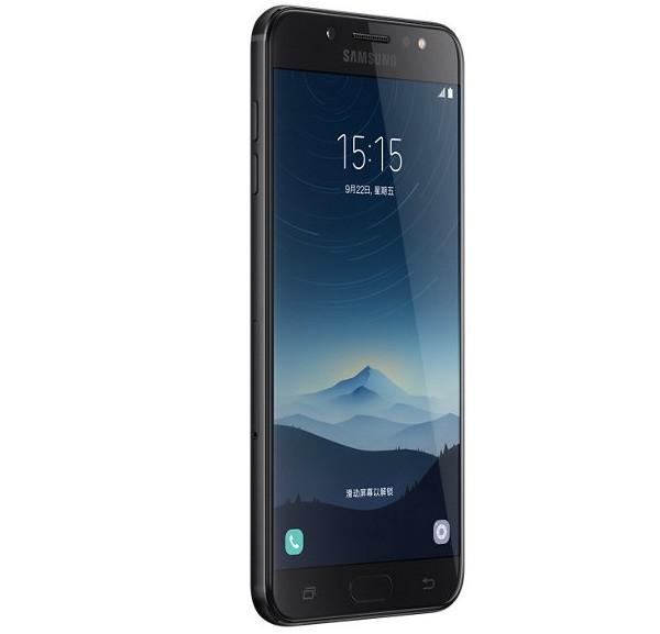 Смартфон Samsung Galaxy C8 представлен официально
