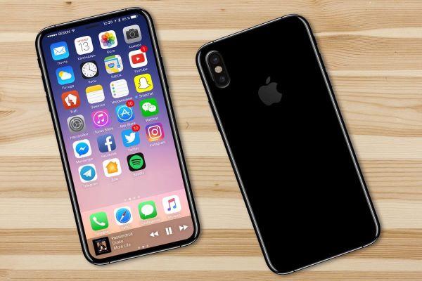 Стоимость Apple iPhone 8 в России перевалит за 100 000 рублей