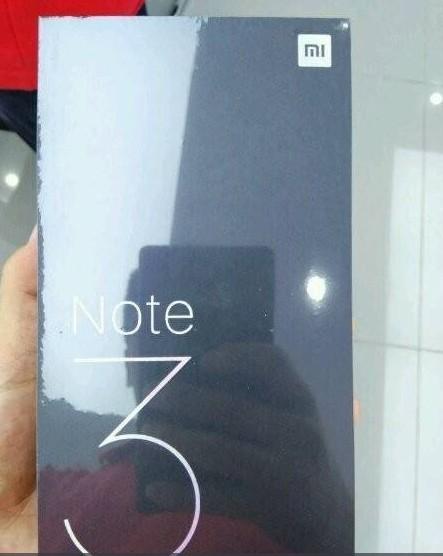 Флагман Xiaomi Mi Note 3 обойдется без топового CPU от Qualcomm