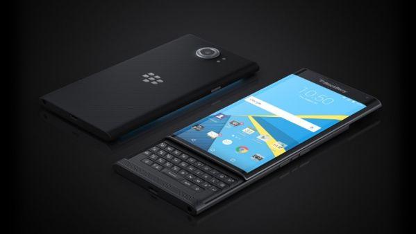 Слайдер BlackBerry Priv обойдется без обновления прошивки
