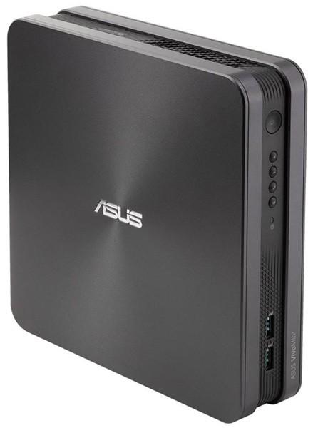 Мини-компьютер Asus VivoMini VC68V вмещает сразу пять накопителей