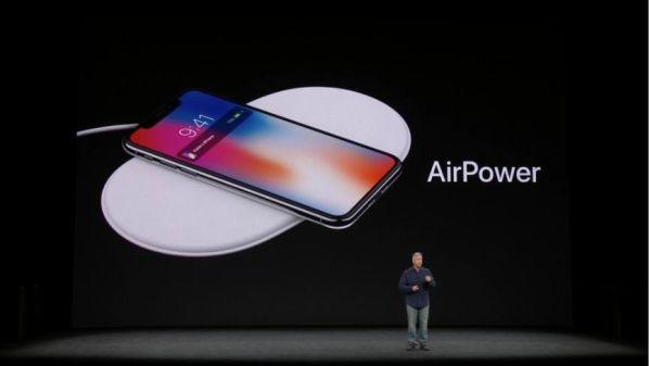 AirPower – беспроводная зарядная станция от Apple