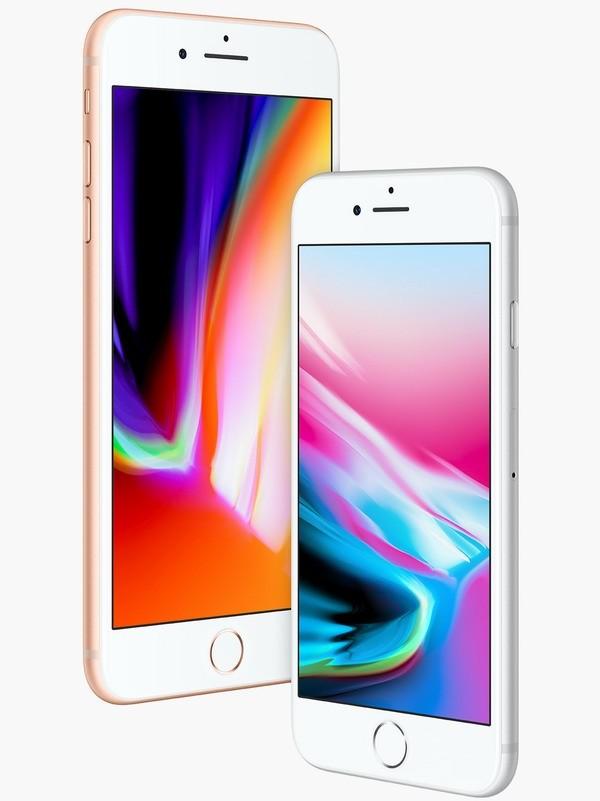 Apple анонсировала смартфоны iPhone 8 и 8 Plus