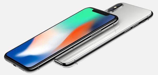 Apple iPhone X: новый революционный безрамочник за бешеные деньги