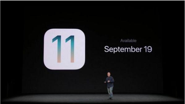 Apple выпустит прошивку iOS 11 менее чем через неделю