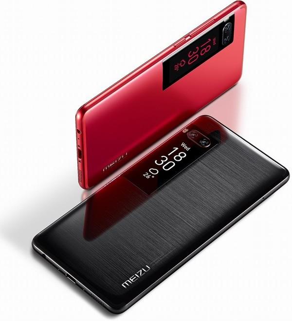 До России добрался флагманский смартфон Meizu Pro 7 Plus