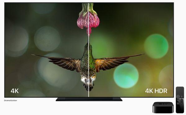 Определена стоимость ТВ-приставки Apple TV 4K в России