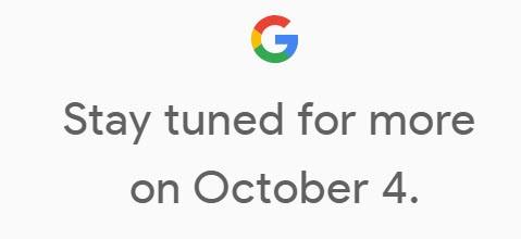 Анонс Google Pixel 2 состоится в первых числах октября