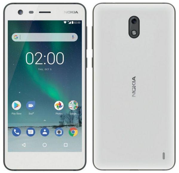 Смартфон Nokia 2 показался на пресс-рендерах