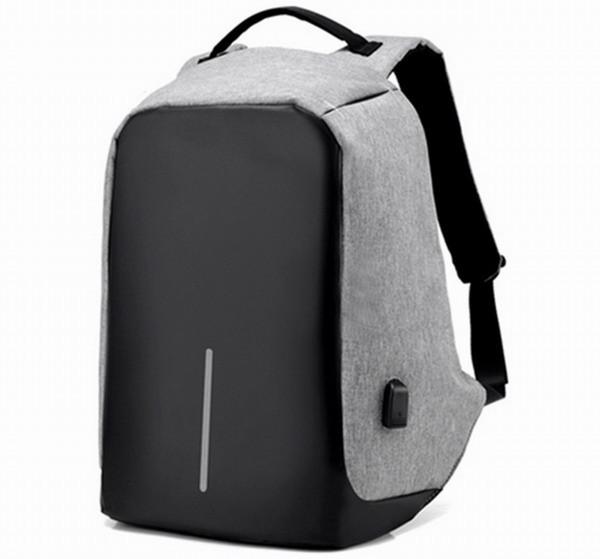 Рюкзак с защитой от краж зарядит ваш гаджет по USB
