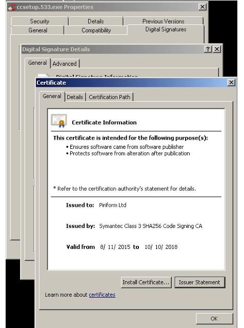 В популярной утилите CCleaner скрывался вирус