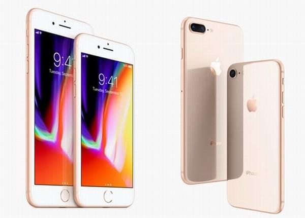 В России смартфоны iPhone X и iPhone 8 продаются по самым  высоким ценам