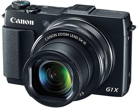 Фотоаппарат Canon PowerShot G1 X Mark III выйдет через месяц