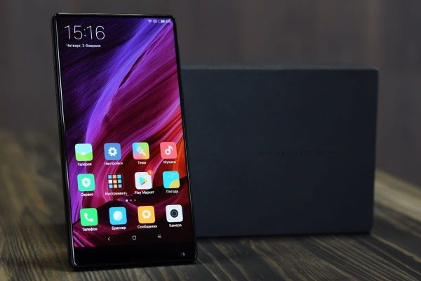 Смартфон Mi Mix 2 и другие новинки от Xiaomi и Huawei в GearBest