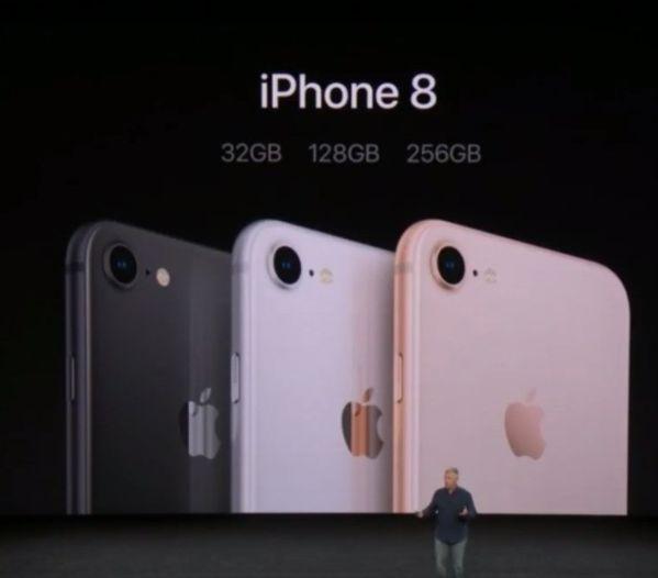 Apple iPhone 8 уже можно купить в России