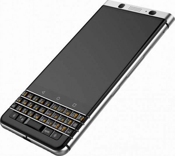 У смартфона Blackberry KEYone  появилась стоимость в рублях