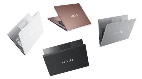 VAIO выпустила второе поколение ноутбуков S11, S13, и S15