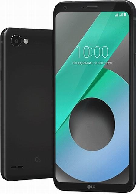 Смартфон LG Q6 в России – теперь официально
