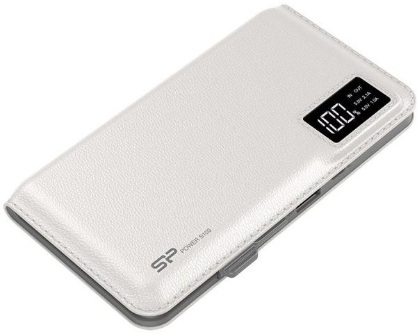 Внешний аккумулятор Silicon Power S103 заряжает два устройства одновременно